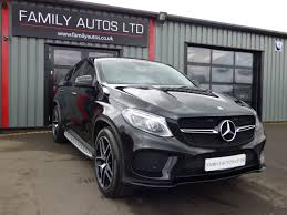 used mercedes co uk used mercedes gle coupe gle 350d 4matic amg line premium plus