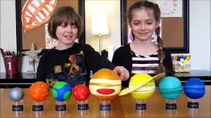 planets in our solar system diy science project for kids easy