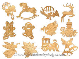 scroll saw ornaments patterns rainforest islands ferry
