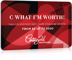 century 21 si e social york pass century 21 mystery gift card