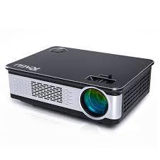amazon com video projector ragu z720 hd projectors portable