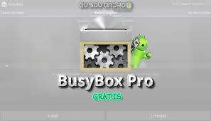busybox apk busybox pro apk eu sou android