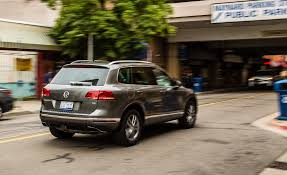 lexus models by mpg 2017 volkswagen touareg in depth model review car and driver