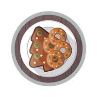 cookie vector image 1422767 stockunlimited