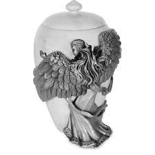 angels embrace small pewter urn pewter urns urns u0026 memorial