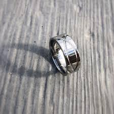 can titanium rings be engraved 125 best titanium wedding rings images on titanium