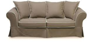 canapé cosy canape cosy canapac 3 places en tissu de qualitac cozyconcept