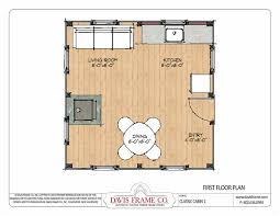 cabin layouts plans timber frame cabin plans and floor layouts barn homes cabin 1