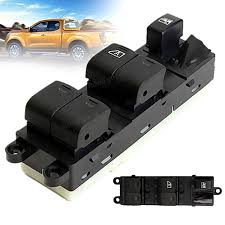 black electric power window master control switch for nissan