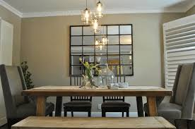 Dining Room Flower Arrangements - pendant lighting for dining room white rattan table white painted