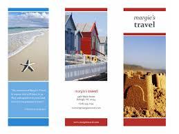 word travel brochure template pets animals brochures flyers word