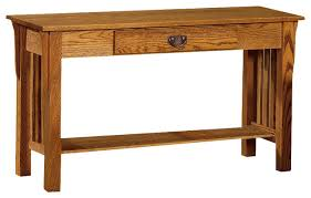 Oak Sofa Table Oak Sofa Table Costa Home