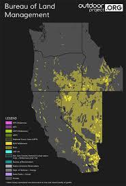 Us Department Of The Interior Bureau Of Land Management Bureau Of Land Management Outdoor Project