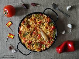 cuisine traditionnelle espagnole gâteaux en espagne recette de paëlla au poulet traditionnelle