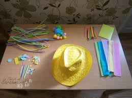 Easter Bonnet Decorating Contest by This Is Me Sarah Mum Of 3 Easter Crafting The Unconventional Way