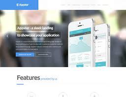 cool app websites 30 best app showcase wordpress themes 2018 athemes