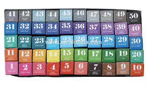 Colors Of The Wind 50 Colors Korea Cosmetic Contact Lenses