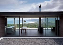 black modern floor can add the beauty inside modern house design