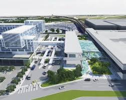 Hartsfield Jackson Airport Map Plans Finalized For 350mm Atlanta Airport Mixed Use What Now