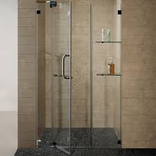 Small Shower Door Homethangs Has Introduced A Guide To Luxury Showers For A