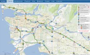 Map Vancouver Canada by How To Know Before You Go In Metro Vancouver Tranbc