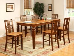Bar High Top Table Kitchen Bar Top Kitchen Tables And 43 5 Piece Gathering Table