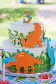dinosaur birthday cake patty cakes bakery dinosaurs and elmo