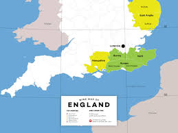 Map Of Kent England by All About English Wine Wine Folly