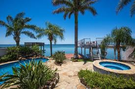 vacation rental bayside retreat the large home is great for big family and
