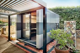 house design news new harwyn alucobond office pods continue to revolutionize modular