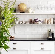 cuisine metro carrelage blanc cuisine recherche maison