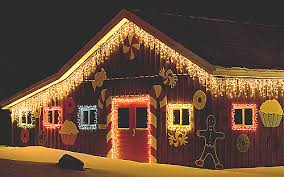 country lights at lake metroparks farmpark northernohiotourism