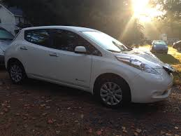 nissan leaf yearly electric cost why our new electric car is cheaper than a cell phone in ga