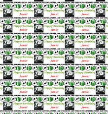 nightmare before christmas wrapping paper personalised gift wrapping paper tnbc the nightmare before