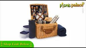 best picnic basket picnic basket set 1 picnic palace best picnic basket set