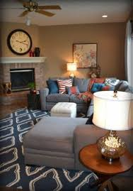 omaha interior design gray blue and orange living room maybe