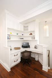 Built In Corner Desk Stylish Built In Corner Desk Ideas Charming Office Furniture