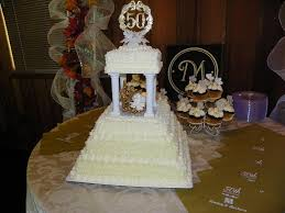 50th anniversary cake toppers 50th anniversary party ideas