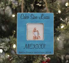 family vacation ornament gift personalized