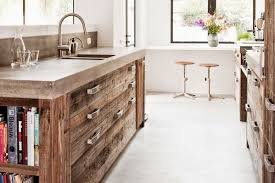 Salvaged Kitchen Cabinets Gorgeous Reclaimed Wood Kitchen Cabinets 4578 At Find Your Home