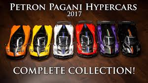 pagani car key petron pagani hypercars complete collection 2017 model cars 1 32