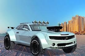 5th generation camaro rüffer performance renders this monstrous 5th camaro