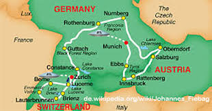 map germany austria fiebag abductions in europe part i