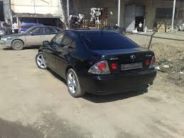 lexus is 200 for sale 1998 lexus is200 for sale 2 0 gasoline fr or rr automatic for sale