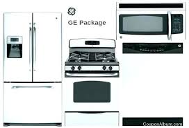 kitchen appliances packages deals stainless steel appliance package deals gallery series package