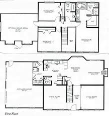 3 bedroom 2 story house plans small 4 bedroom 2 bath house plans arts house plans