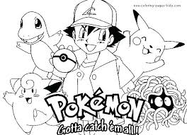 coloring pages for pokemon characters coloring pages pokemon characters free desktop coloring coloring