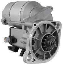 new starter motor fits komatsu excavator pc15 3 sn 5001 up pc20 7