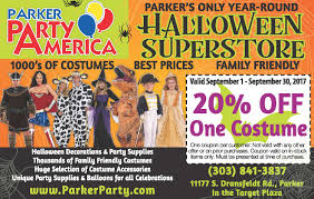halloween costumes com coupon current deals party america parker