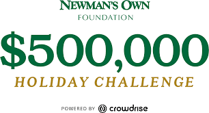 Challenge Up Newman S Own Foundation Teams Up With Crowdrise For